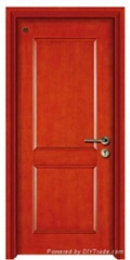 Solid Wood Composite Paint Door