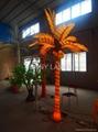 LED coconut palm tree lights