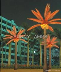 LED椰樹燈