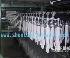PVC手套生產設備|PVC手套生產線|福帆PVC手套機