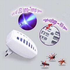 LED电子灭蚊器
