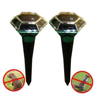 新一代户外太阳能驱鼠器 2