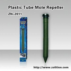 Plastic Tube Mole Repeller