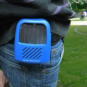 Solar pest repeller 2