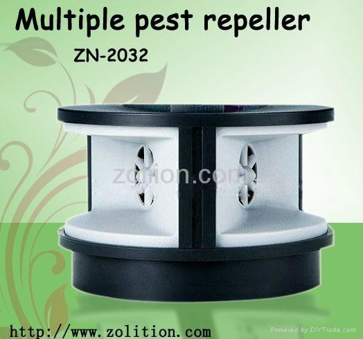 Multiple pest repeller 1