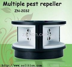 Multiple pest repeller