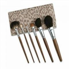 Feshion cosmetic brush set