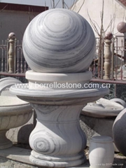 Sphere Fountain - 15