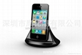 Fashion USB Cradle/ Dock/ Desktop Charger for Apple iphone4/ 4S/ ipod