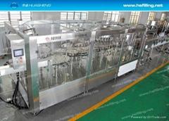 mineral water rinser-filler-capper 3-in-1 machine