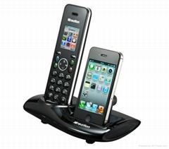 i-650多功能无绳电话机
