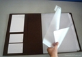PVC ring binder/ pvc file folder  1