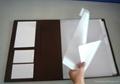 PVC ring binder/ pvc file folder  1