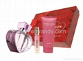 2012 new fashion gift set female perfumes  1