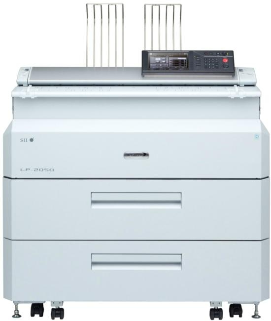 多功能數碼工程複印機LP-2050-CM 1