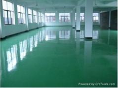 杭州绿色环保地坪漆