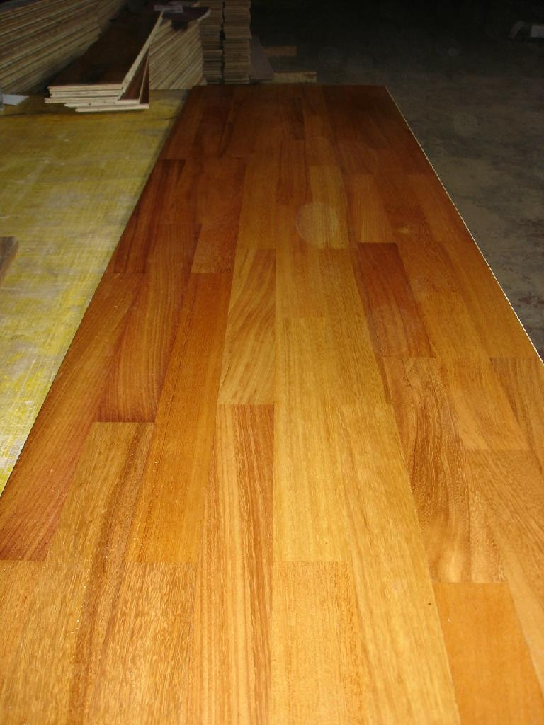 Engineered doussie wood flooring 2200x190x14mm global for Engineered wood flooring manufacturers