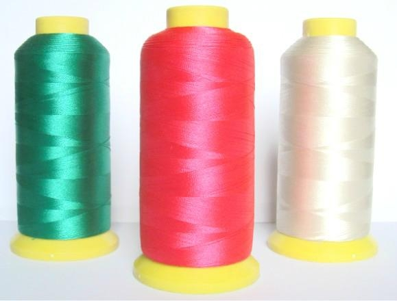 Polyester Embroidery Thread Dyed 2