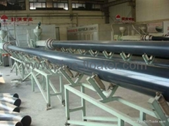 UHMWPE dredging pipe used in mining tailings