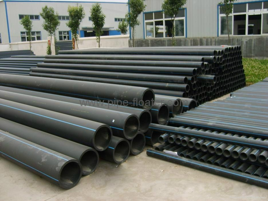 High density polyethylene pipe 1
