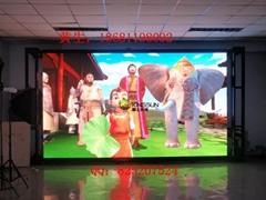 Kingsun PH3 full color HD indoor LED display screen