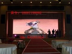 Kingsun PH6 full color indoor LED display screen