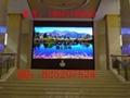 Kingsun PH10 full color indoor LED display screen 1