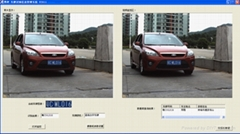 車牌識別智能停車場逸邇科技研發產品