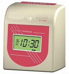 Time Recorder (W-300D)