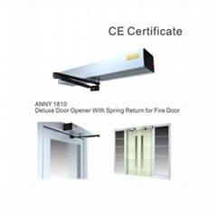 Automatic Door System 1810