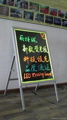New design of the LED writing board