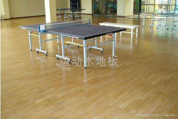 木地板篮球场 3