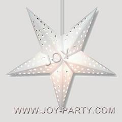 Hanging Star Lanterns