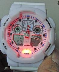 wholesaler fashion hot  G-100 digital watches china manufactory