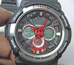 wholesaler fashion hot cusor c-Shock D-8200 digital watches china manufactory