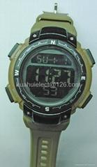 holesaler fashion hot  digital watches china manufactory