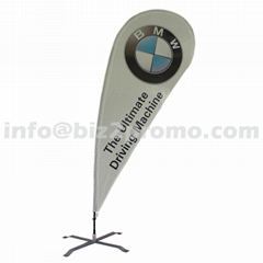 teardrop banner at competitive price