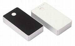 6600mAh Portable Power Bank, Mobile Power, Portable Charger for Iphone