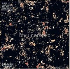 3D ceramic floor tile
