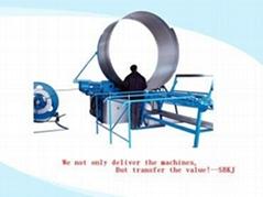 纺织输棉导管机