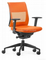 Low back office swivel chair