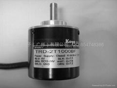 光洋 TRD-2T1000BF 编码器