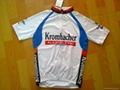 各种运动服骑行服的定位印花 3