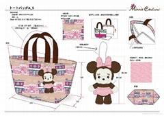 箱包冰袋化妆包保温包等产品印花加工