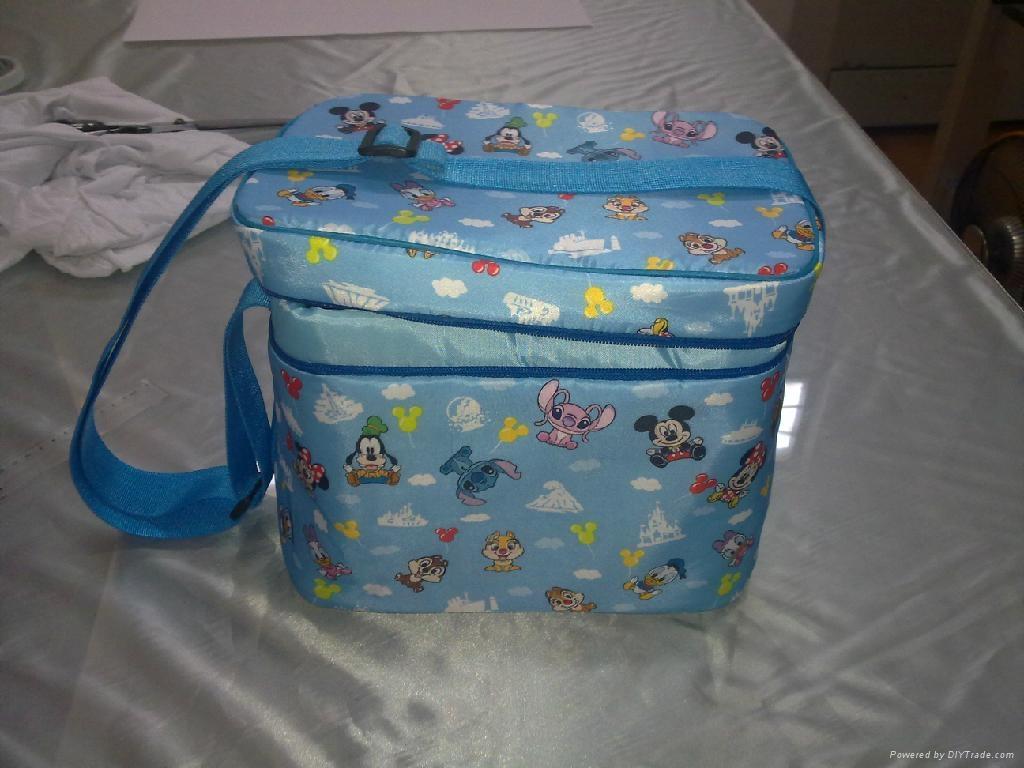 箱包冰袋化妆包保温包等产品印花加工 3