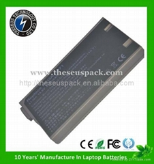Battery for Sony Vaio 700 800 F FX FXA XG Series laptop