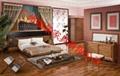 水曲柳实木卧室家具