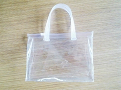 pvc gift bag pvc packaging bag