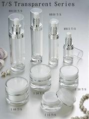 壓克力水瓶 & 壓克力霜瓶