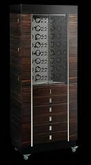 Watch winder cabinet